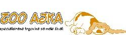 logotip Ajka pes