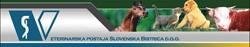 logotip veterinarska ambulanta bistrica
